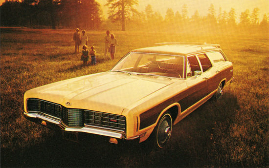 Ford LTD Country Squire 1970 Meadow | Vintage Cars 1891-1970