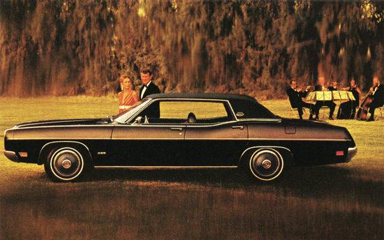 Ford LTD Hardtop 1970 Classic Quartet | Vintage Cars 1891-1970