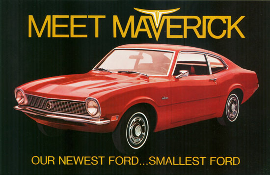Ford Maverick 1970 | Vintage Cars 1891-1970