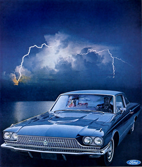 Ford Thunderbird 1966 | Vintage Cars 1891-1970