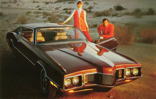 Ford Thunderbird Hardtop 1970 Desert | Vintage Cars 1891-1970