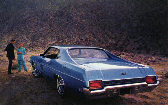 Ford XL Hardtop SportsRoof 1970 | Vintage Cars 1891-1970