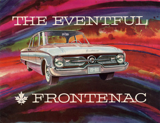 Frontenac Canada Eventful Gray 1960 | Vintage Cars 1891-1970