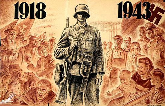 Germany 1918-1943 | Vintage War Propaganda Posters 1891-1970