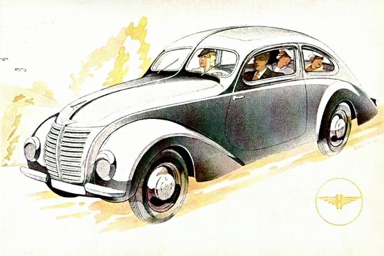 Hanomag 1_3 Liter 1939 | Vintage Cars 1891-1970