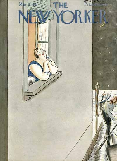 Helen E Hokinson The New Yorker 1931_05_09 Copyright   The New Yorker Graphic Art Covers 1925-1945