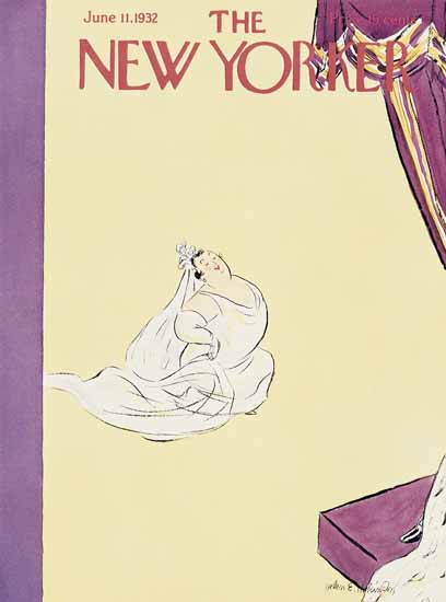 Helen E Hokinson The New Yorker 1932_06_11 Copyright | The New Yorker Graphic Art Covers 1925-1945