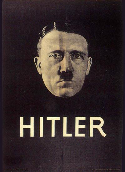 Hitler Germany Deutschland Hitler | Vintage War Propaganda Posters 1891-1970