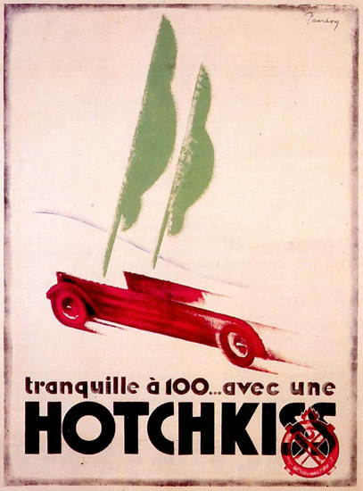 Hotchkiss 1926 Tranquille a 100 | Vintage Cars 1891-1970
