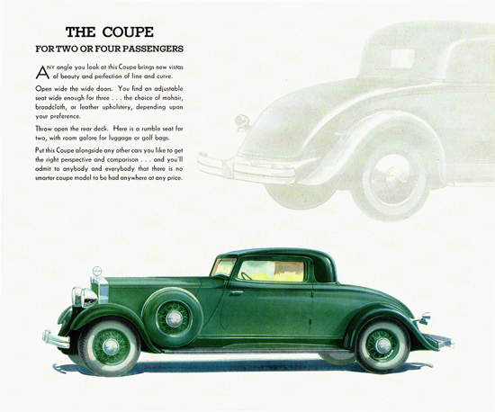 Hupmobile 226 Coupe 1932 Any Angle Vistas | Vintage Cars 1891-1970