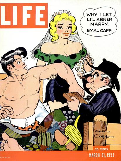 Jackass and Joy Juice 31 Mar 1952 Copyright Life Magazine   Life Magazine Color Photo Covers 1937-1970