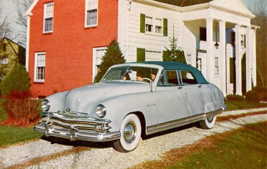 Kaiser Virginian Hard Top 1949 | Vintage Cars 1891-1970