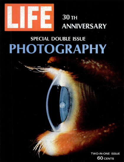 LIFE is 30 Years old Photography 23 Dec 1966 Copyright Life Magazine | Life Magazine Color Photo Covers 1937-1970