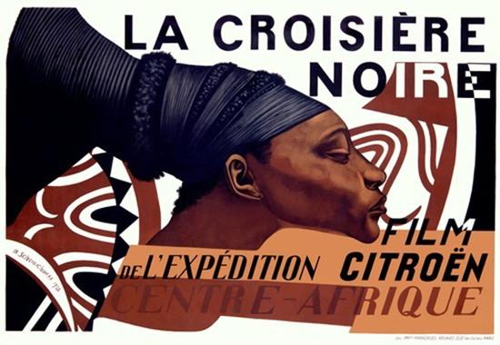 La Croisiere Noire L Expedition Centre-Afrique | Sex Appeal Vintage Ads and Covers 1891-1970