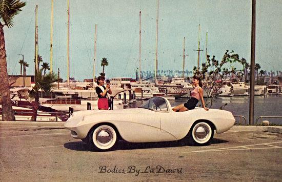 La Dawri Sebring 1961 Marina | Vintage Cars 1891-1970
