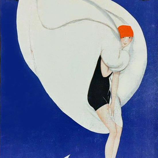 La Vie Parisienne 1920 Octobre 2 Zyg Brunner crop | Best of 1920s Ad and Cover Art
