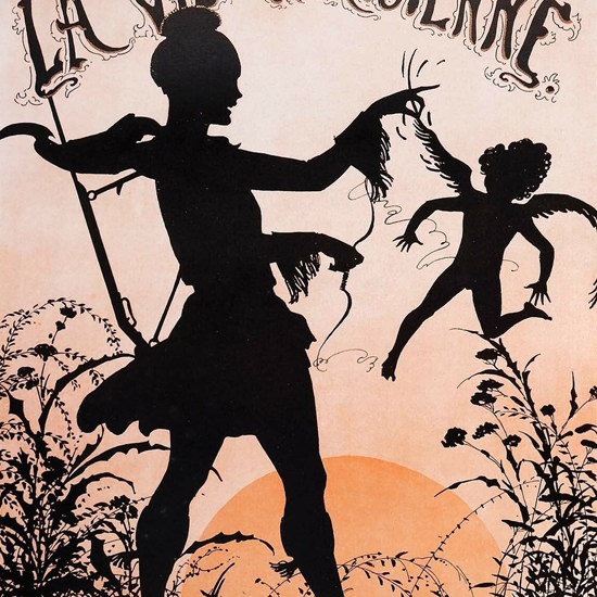 La Vie Parisienne 1928 La Braconnier ValdEs crop | Best of 1920s Ad and Cover Art