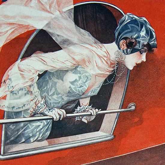 La Vie Parisienne 1928 Seulement Pekin Cheri Herouard crop B   Best of 1920s Ad and Cover Art