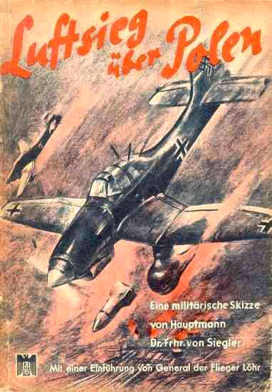 Luftsieg Ueber Polen | Vintage War Propaganda Posters 1891-1970