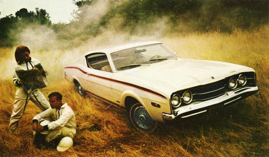 Mercury Cyclone GT 1968 Rallye | Vintage Cars 1891-1970