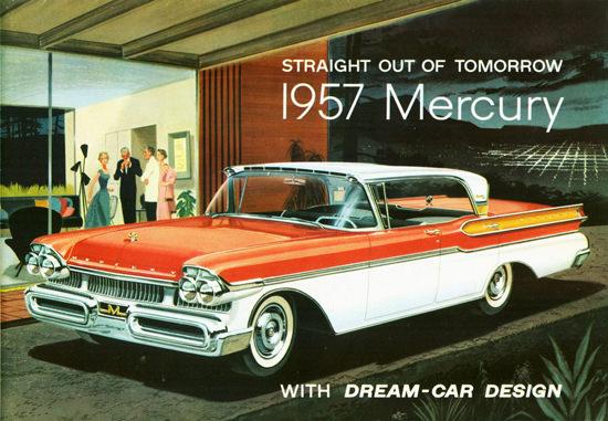 Mercury Turnpike Cruiser 1957 | Vintage Cars 1891-1970