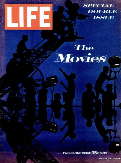 Movies Take Aim Fire Agonies War 20 Dec 1963 Copyright Life Magazine   Life Magazine Color Photo Covers 1937-1970