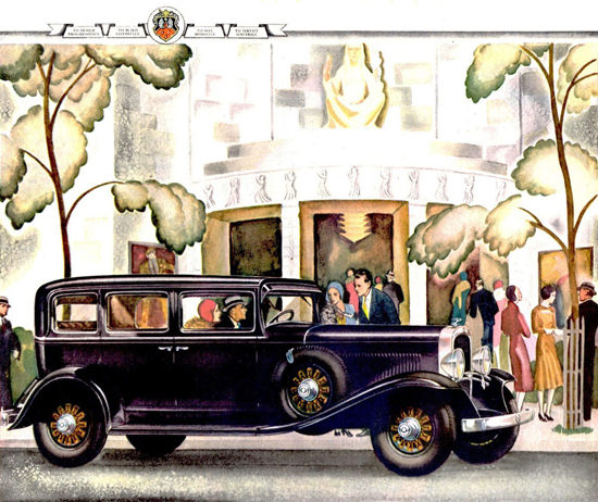 Oldsmobile Patrician Sedan 1931 | Vintage Cars 1891-1970