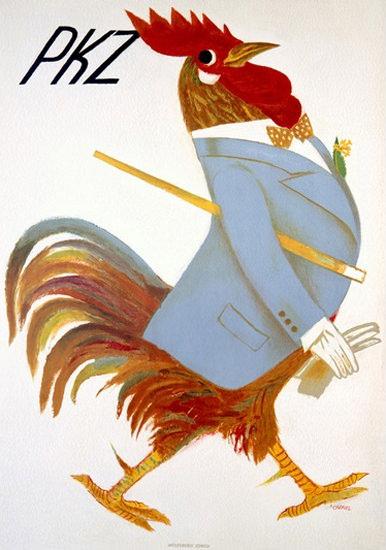 PKZ Bekleidung Schweiz Clothing Switzerland | Vintage Ad and Cover Art 1891-1970
