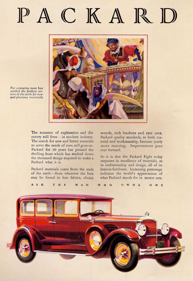 Packard For Centuries | Vintage Cars 1891-1970