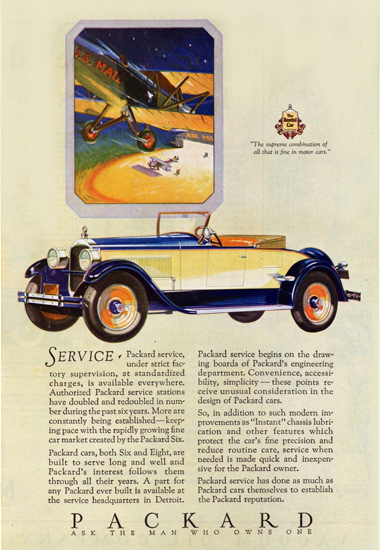 Packard Runabout 1927 | Vintage Cars 1891-1970