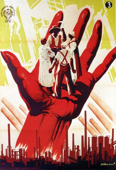 Partido Comunista De Espana 1937 J Bardasano | Vintage War Propaganda Posters 1891-1970