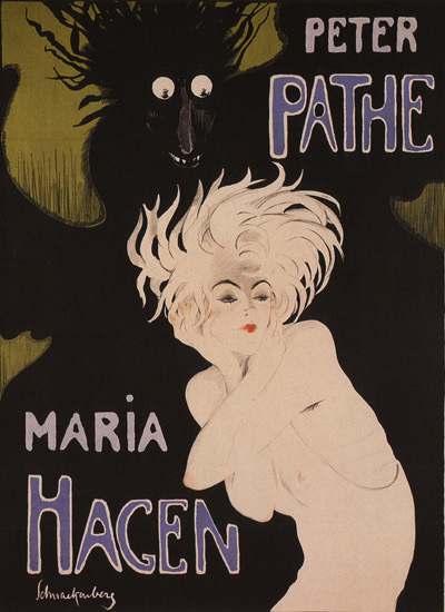 Peter Pathe Maria Hegen Muenchen Germany | Sex Appeal Vintage Ads and Covers 1891-1970