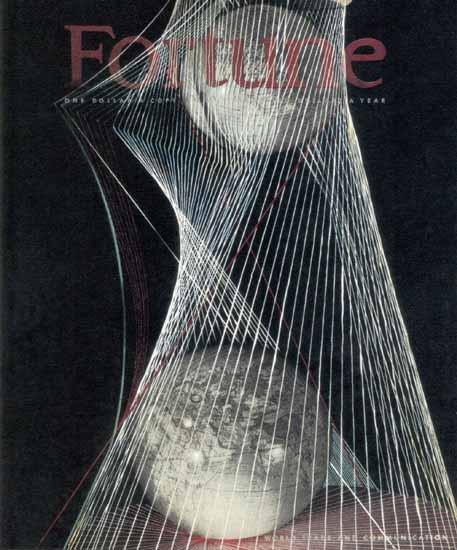 Peter Piennig Fortune Magazine May 1944 Copyright | Fortune Magazine Graphic Art Covers 1930-1959