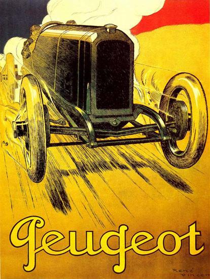 Peugeot 1919 | Vintage Cars 1891-1970
