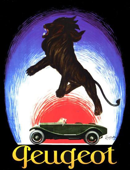 Peugeot 1925 Lion | Vintage Cars 1891-1970