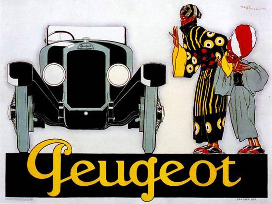 Peugeot 1925 Moor | Vintage Cars 1891-1970
