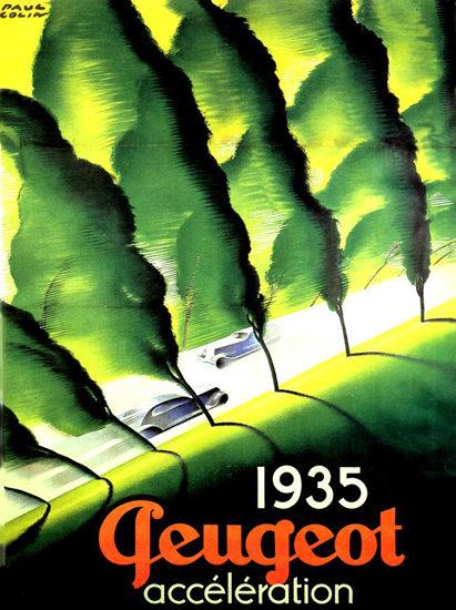 Peugeot Alley 1935 | Vintage Cars 1891-1970