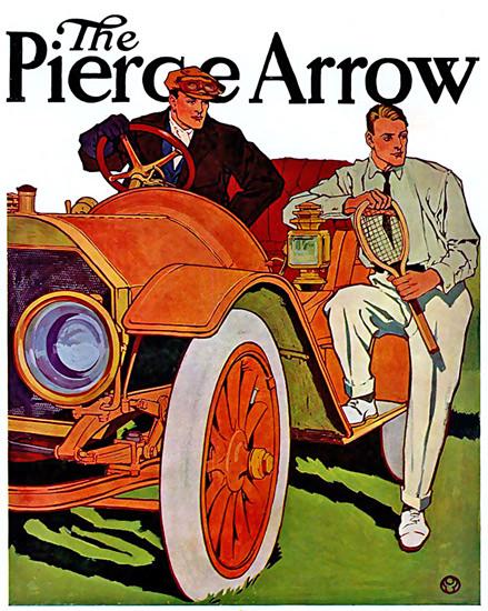 Pierce-Arrow Motor Car 1920 Buffalo | Vintage Cars 1891-1970