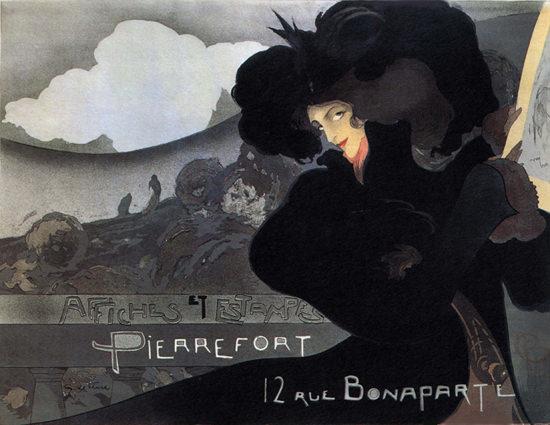 Pierrefort Affiches Et Estampes Paris France   Sex Appeal Vintage Ads and Covers 1891-1970