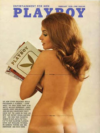 Norma Bauer Playboy Copyright 1970 How Photograph A Playmate | Sex Appeal Vintage Ads and Covers 1891-1970