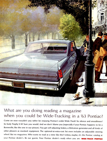Pontiac 1963 City | Vintage Cars 1891-1970