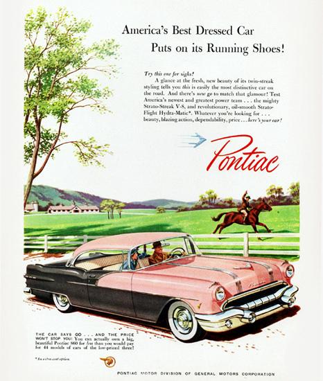 Pontiac 870 Strato Strak V8 Catalina 1956 | Vintage Cars 1891-1970
