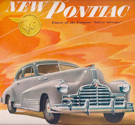 Pontiac Finest Of The Famous Silver Streaks | Vintage Cars 1891-1970