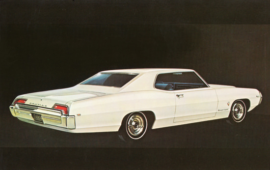 Pontiac Strato Chief Sport Coupe 1969 | Vintage Cars 1891-1970