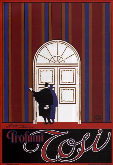 Profumi Tosi Italy Italia | Vintage Ad and Cover Art 1891-1970