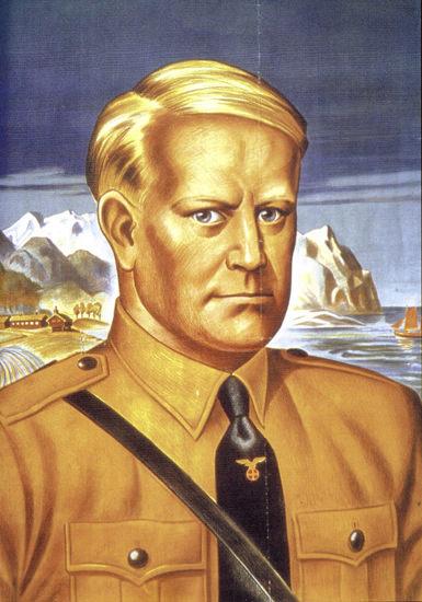 Quisling   Vintage War Propaganda Posters 1891-1970