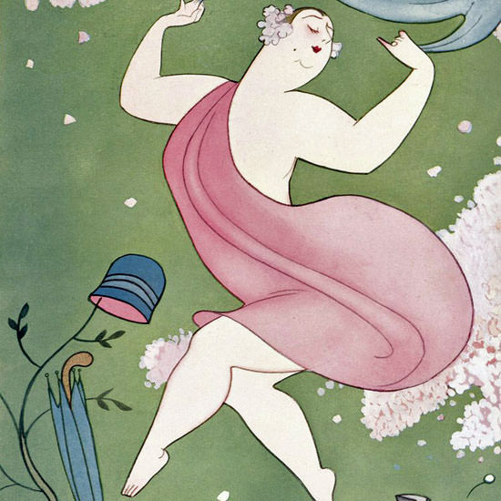 Rea Irvin The New Yorker 1927_05_14 Copyright crop | Best of Vintage Cover Art 1900-1970
