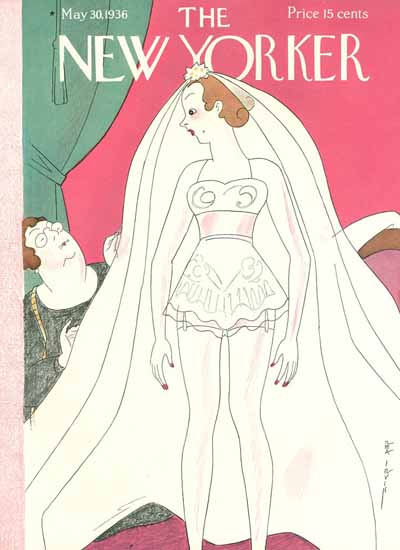 Rea Irvin The New Yorker 1936_05_30 Copyright | The New Yorker Graphic Art Covers 1925-1945