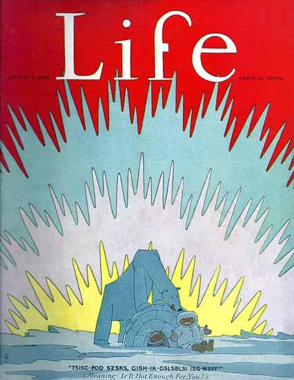 Roaring 1920s FG Cooper Life Humor Magazine 1926-08-05 Copyright | Roaring 1920s Ad Art and Magazine Cover Art