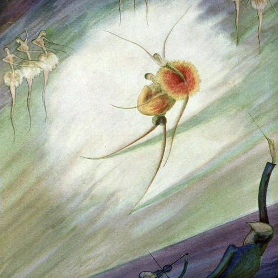 Rose Silver The New Yorker 1932_01_30 Copyright crop | Best of Vintage Cover Art 1900-1970